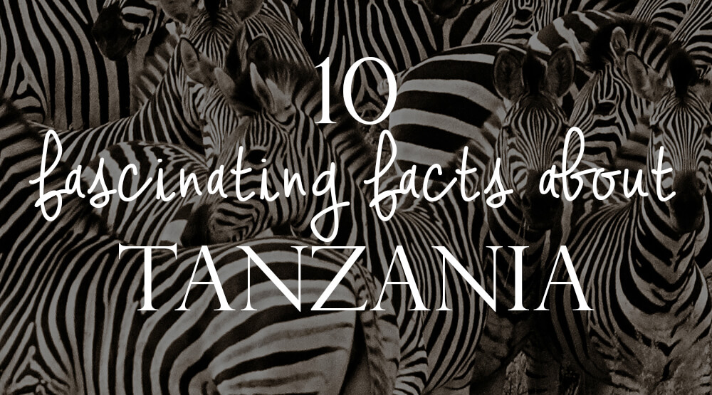 10 Weird Facts about Tanzania