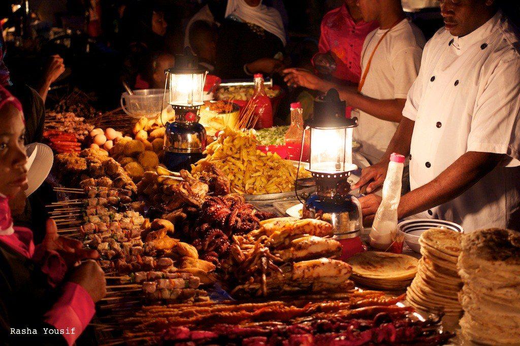 Zanzibar Street Food Market