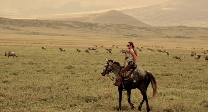 Tanzania Horseback Safari