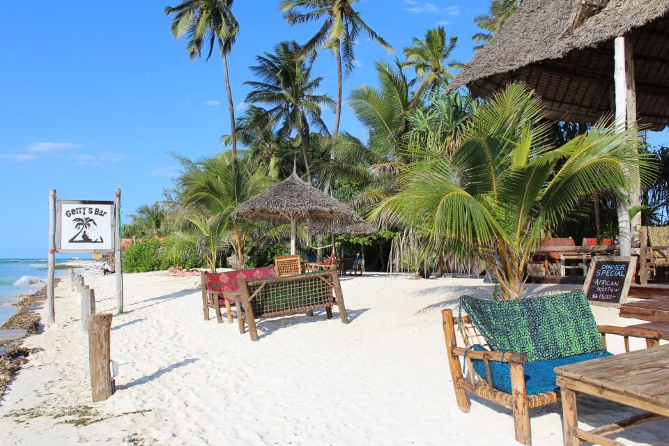 Gerry's Bar Zanzibar