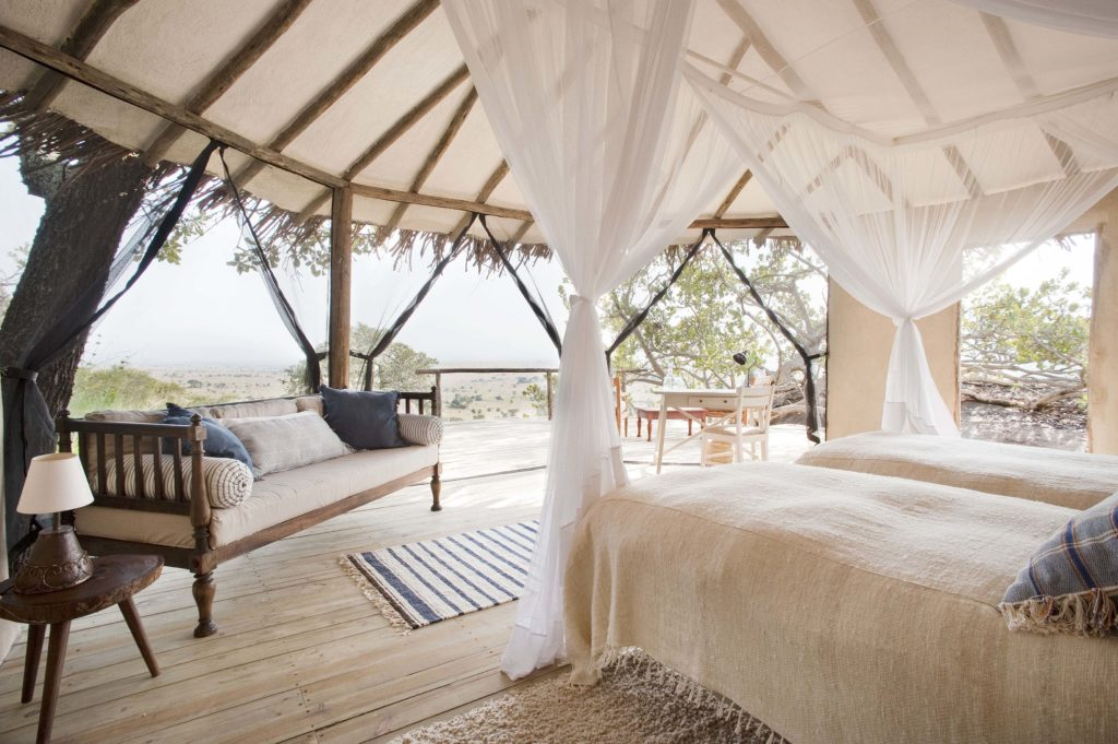 Lamai Serengeti Bedroom
