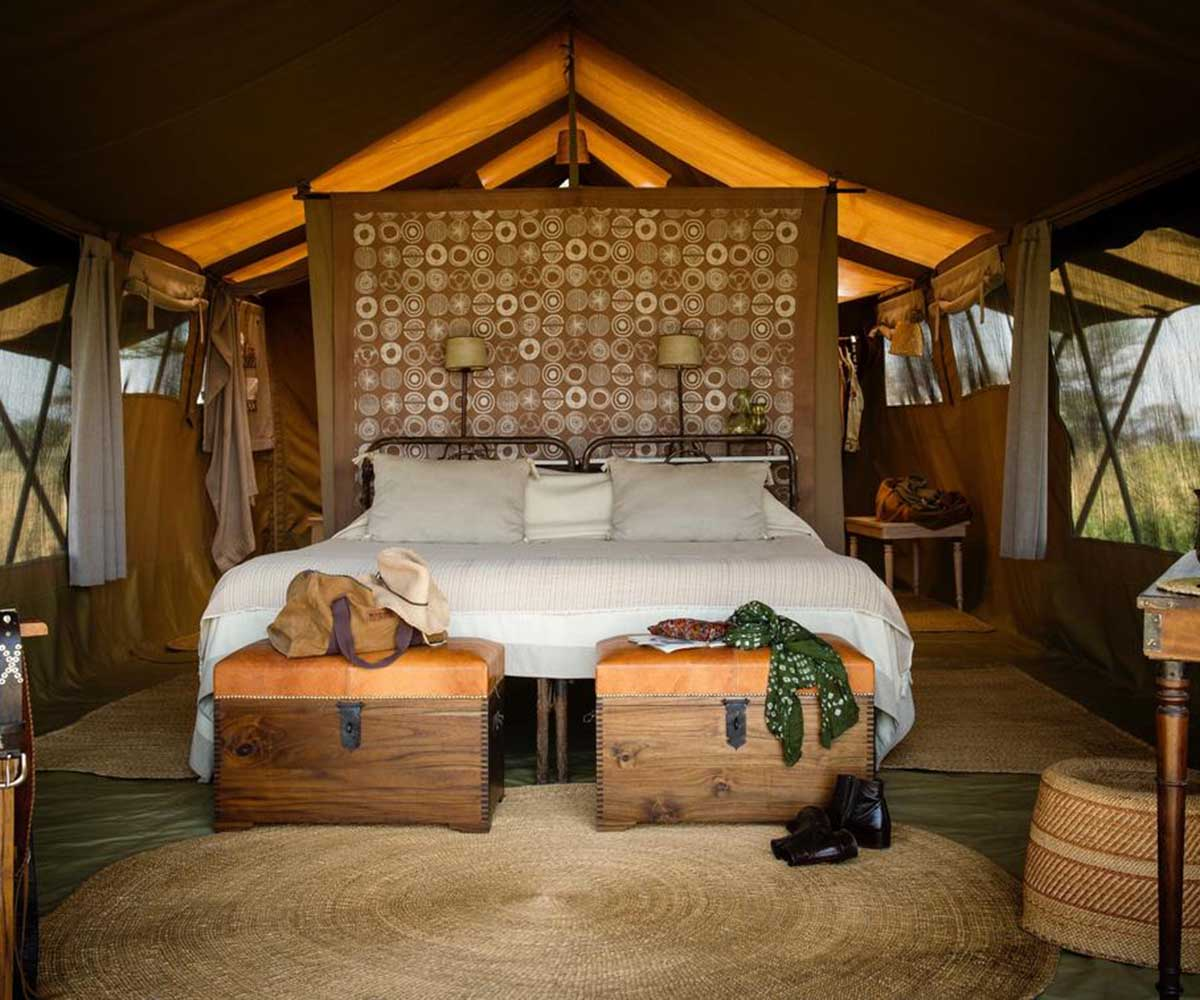 Tented Safari Camp