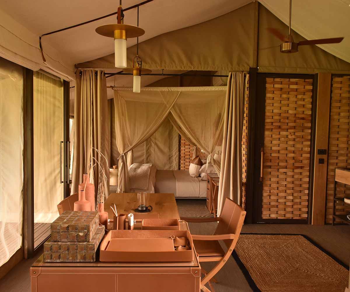 Sabora Tented Camp Room