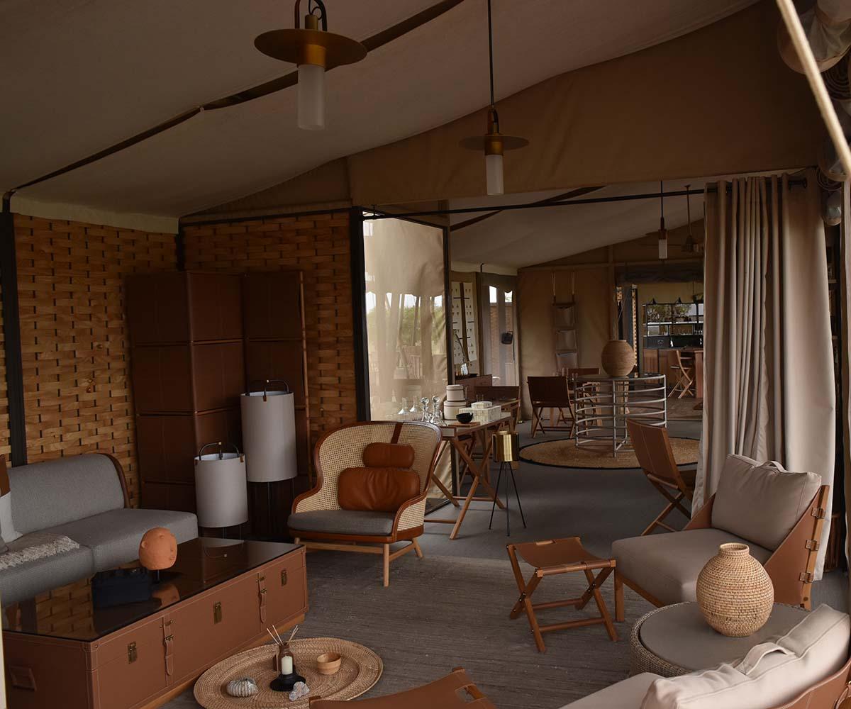 Lounge area Sabora