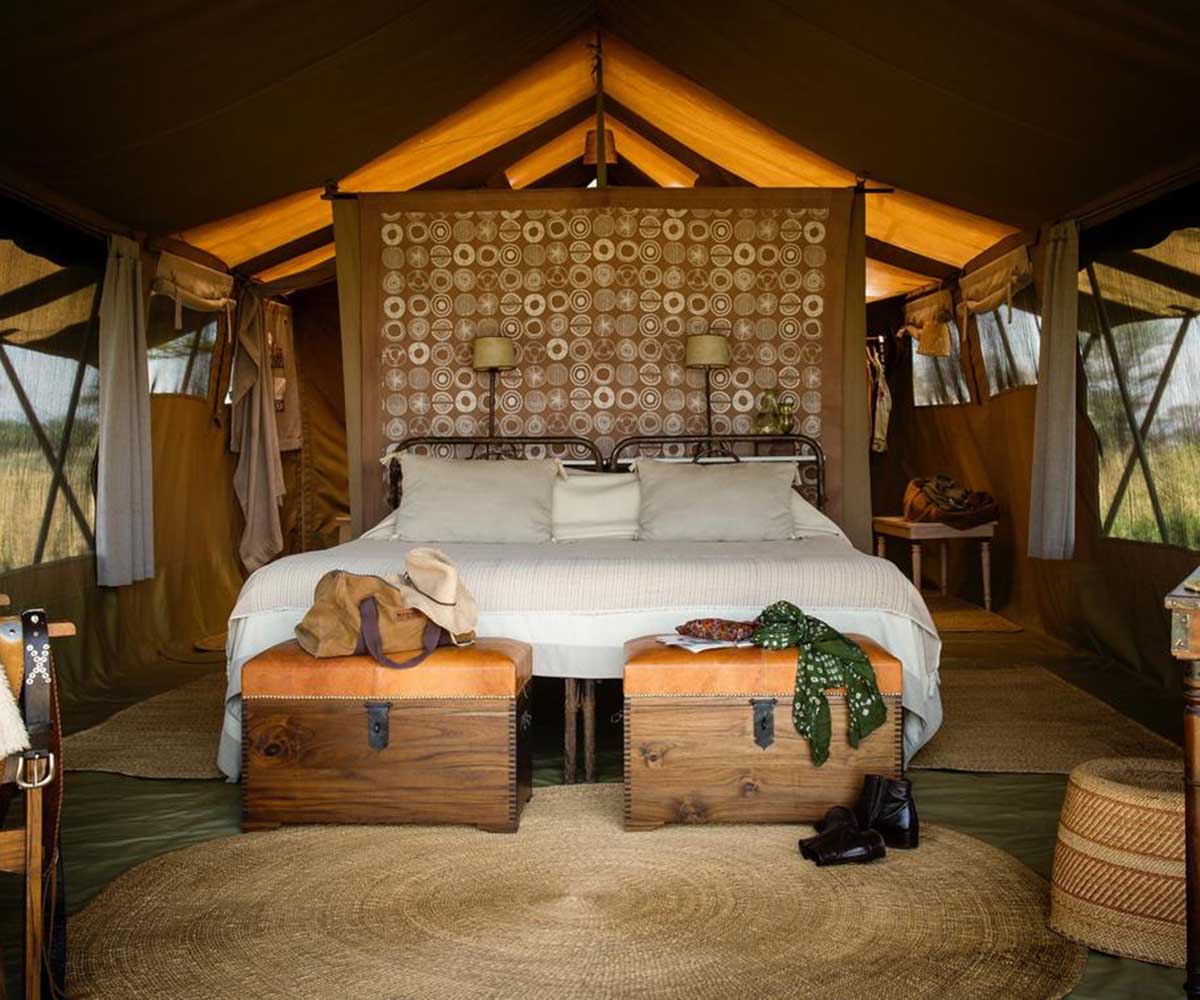 Nomad Serengeti Safari Camp
